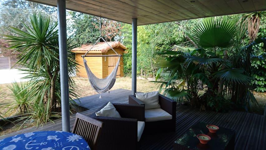 jolie maison avec jardin - Seignosse - Talo