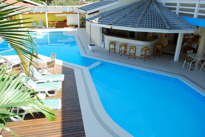 Ciribaí Praia Hotel - Paúba