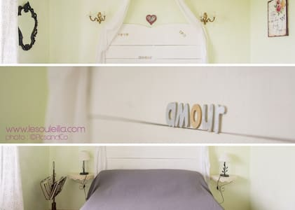 Chambre Romance - Renneville - Bed & Breakfast