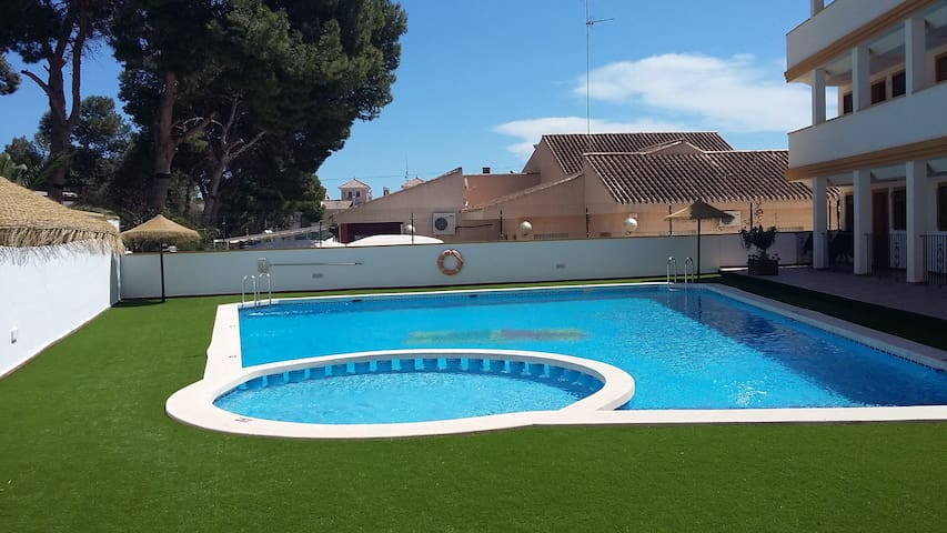 Our holiday apartment in Spain - San Javier - Apartamento
