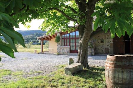 Charmant gîte au cœur des vignes - Nébian - Дом