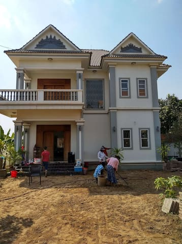 Private Room in Brand New Villa with 30m² Balcony!