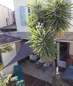 maison individuelle terrasse  centre Nîmes - Nîmes - Daire
