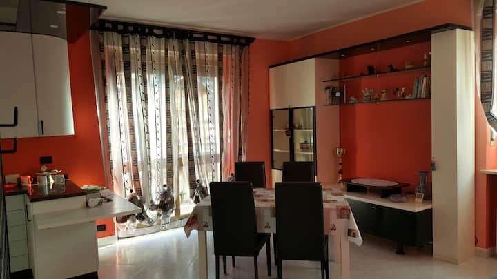 Appartamento moderno sulla piazza di Valpelline