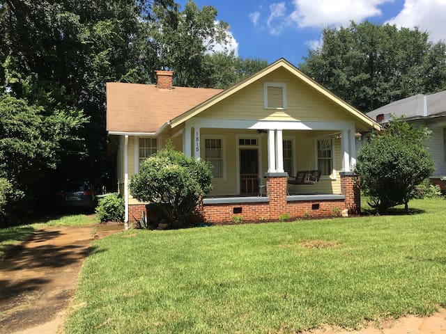Charming Craftsman Family Home Near Downtown!