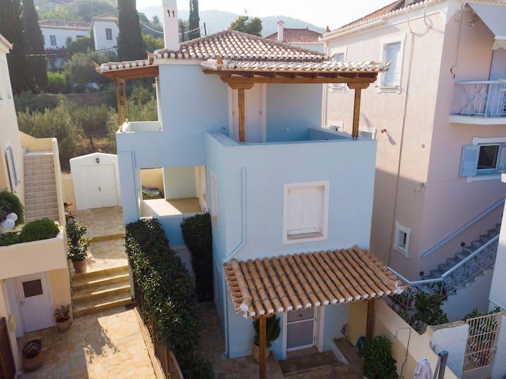 Villa AzulMar with private pool