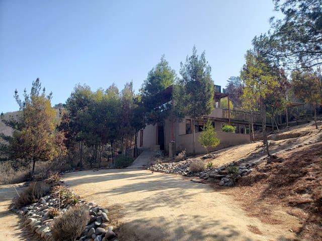 Casa del Estero a Minutos de Cachagua