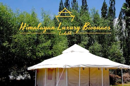 Himalayan Luxury Bivouacs - Leh - Khemah