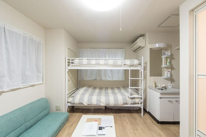 4min from JR station!! Free WIFI☆ - 京都 Kyōto-shi - Apartment