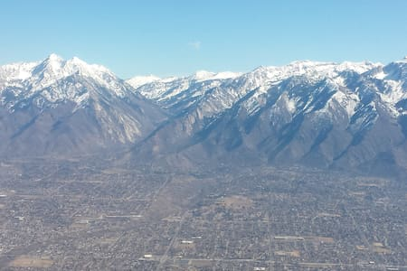EXCELLENT SLC / VALLEY  LOCATION!!! - Salt Lake City - Haus