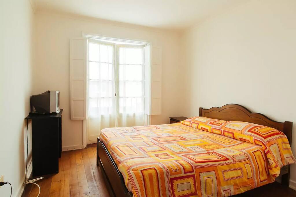 Hospedaje la serena verano 2018 habitaci n 3 albergues for Habitacion ambiente familiar