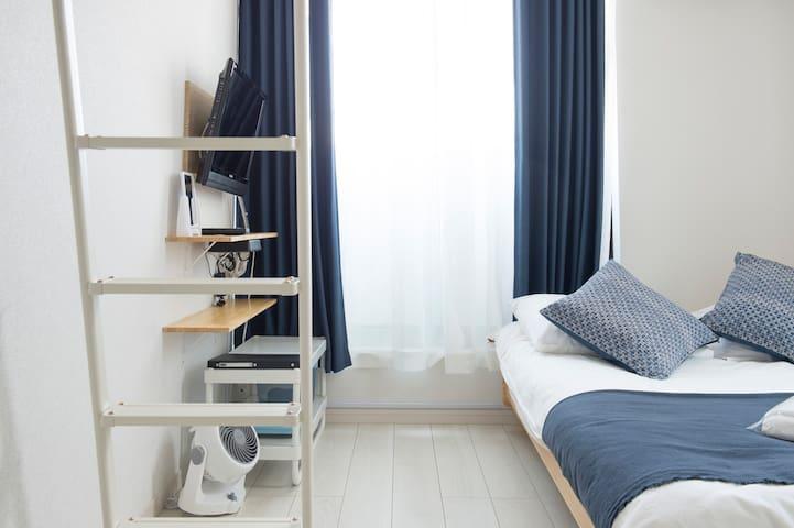 Cozy Vibes |BL| Loft room. Higashi-Shinjuku 5 mins
