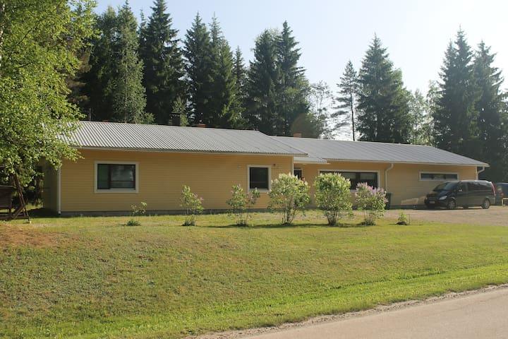Уютный домик - Mikkeli - House