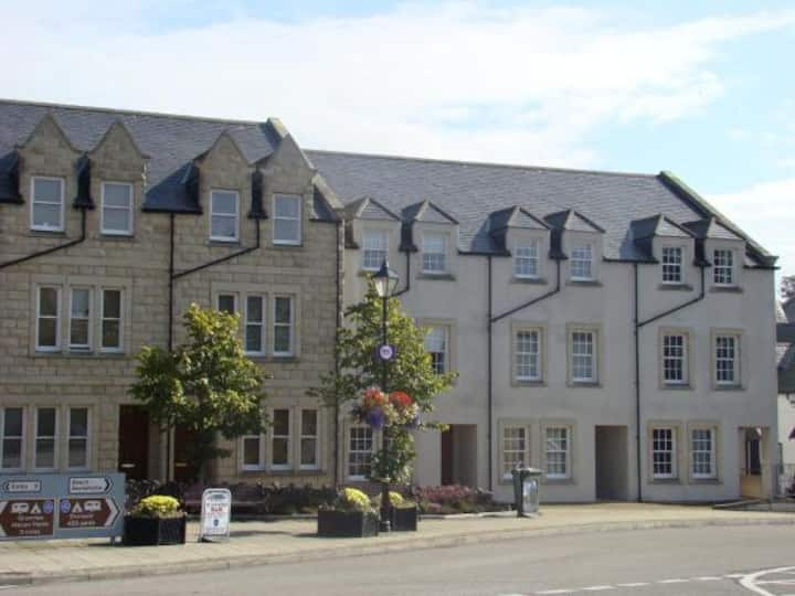 The Townhouse 7 Argyle Place, Dornoch