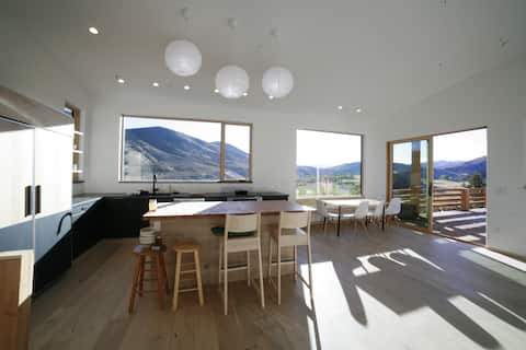 Brand New House in Old Snowmass