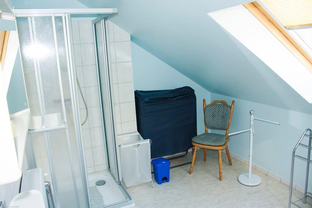 Badezimmer Obere Etage