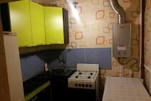 1комнатная Квартира с удобствами в хорошем районе