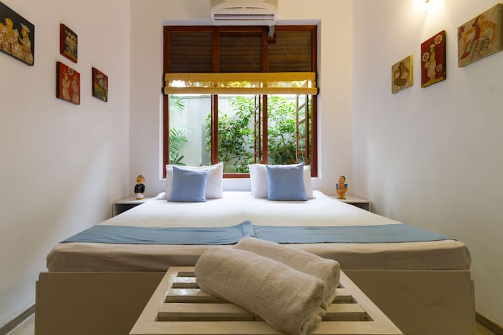 The Little Townhouse - Serendib Room - Colombo - Haus