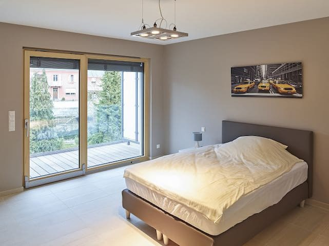 New fully equip. apartment in Luxembourg-City #134
