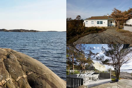 Idyllic sea view summer house - Larvik