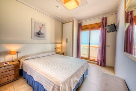Habitación con vistas al mar en Zahara (Hs.**) - Zahara de los Atunes - Bed & Breakfast