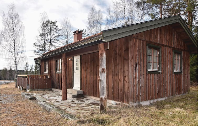 Holiday cottage with 3 bedrooms on 68m² in Årjäng