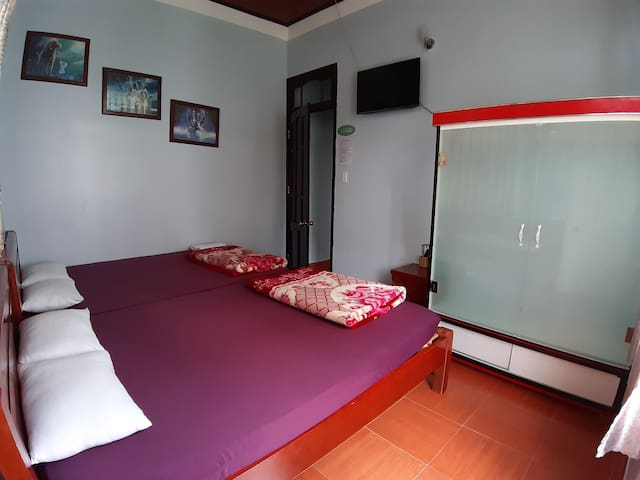 Floral House-( 4 người) rooms for 4 people