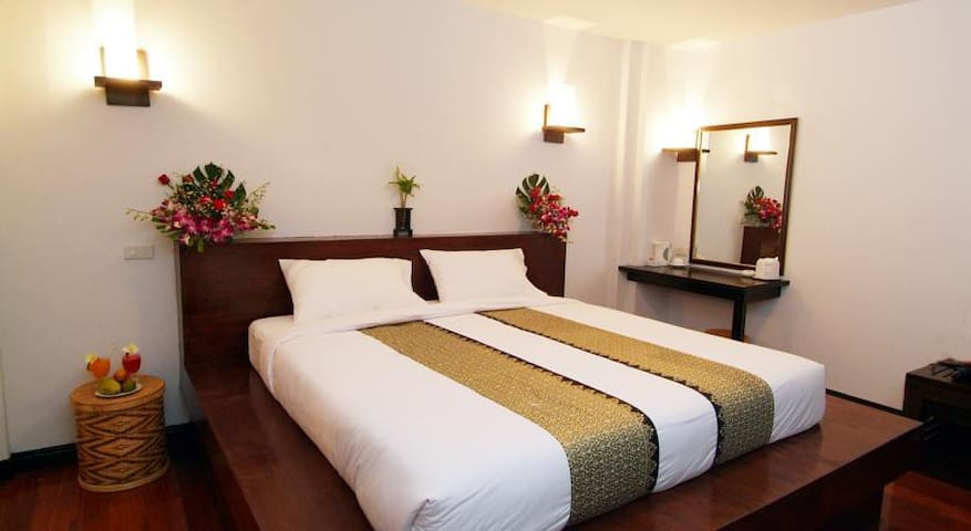 Beautiful Sea View Homely Deluxe room - Ao Nang - Daire