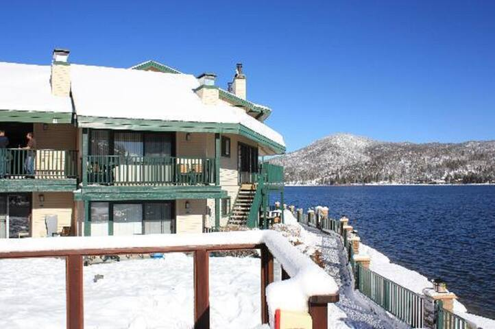 Lagonita Lodge New Year - Big Bear Lake - Villa