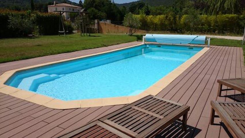 Villa de charme  en famille ou entre amis