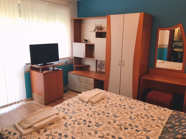Private room in Nesebar, close to the sea