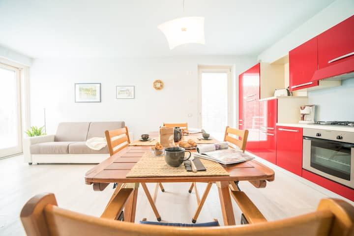 Bright Apartments Sirmione - Croce Garden