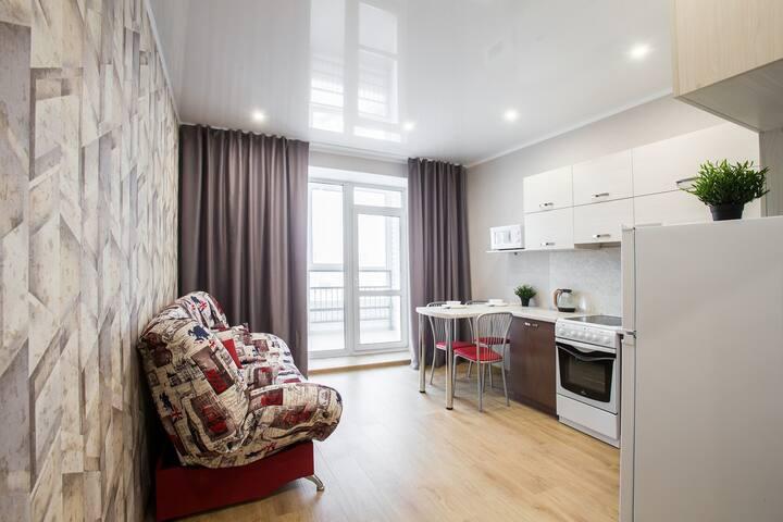 House Inn Апартаменты на Антона Петрова