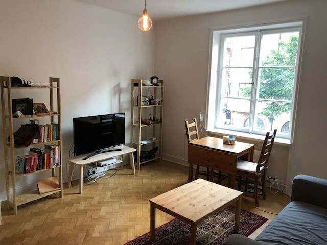 Studio apartment in the heart of SoFo