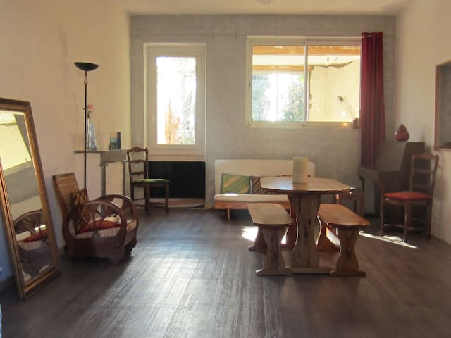 Stone's house -Minimalist style - Bollène - House