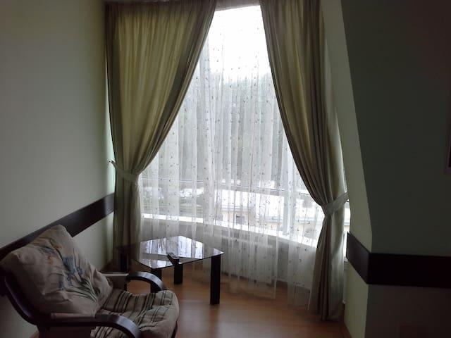 Апартаменты на Чичеринской