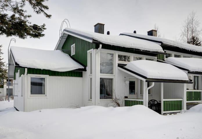 Lomahuoneisto Kulta-Katti - Sotkamo - Timeshare