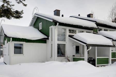 Lomahuoneisto Kulta-Katti - Sotkamo