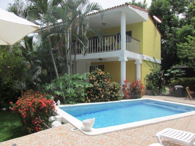 Jimmy's  House in San Blas, La Libertad