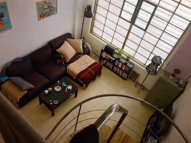 Beautiful Studio Loft in Jaffa