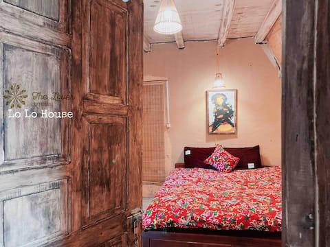 Dong Van*Lo Lo Chai Village*Отдельная ванная комната *2 чел.