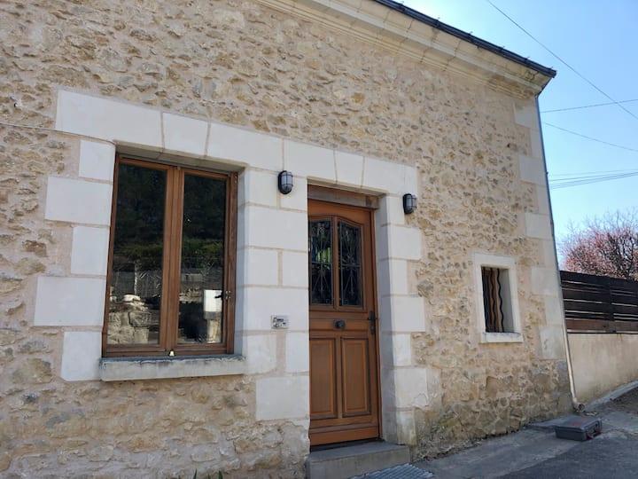 Maisonnette de campagne proche Azay-Le-Rideau