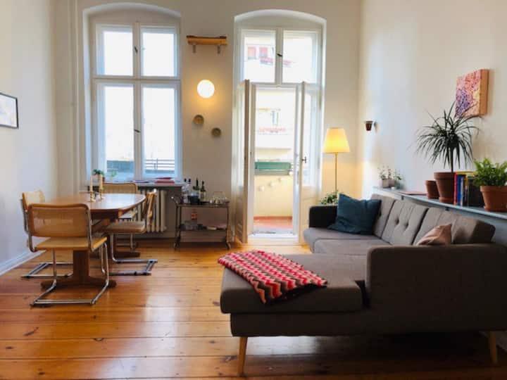 Charming & Spacious Neukölln Home