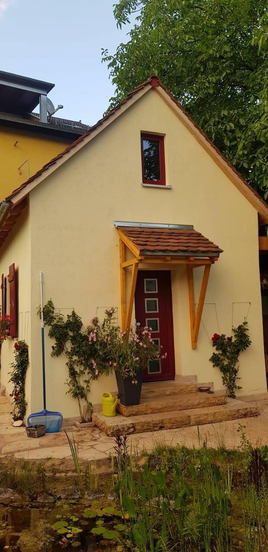 Romantisches Gartenhaus