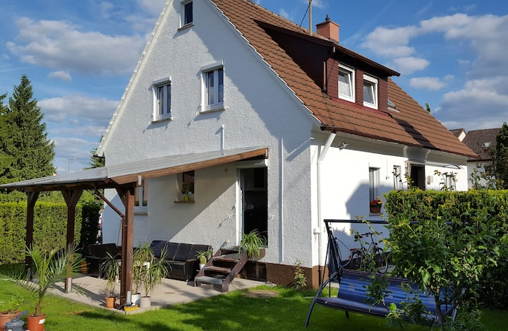 Nice apartment close to Stuttgart and Ludwigsburg