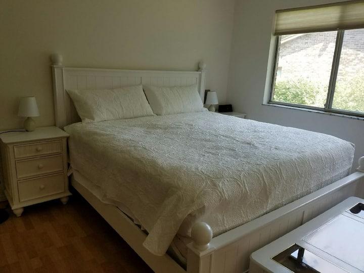 HUGE Room w/den +WiFi - GREAT LOCATION