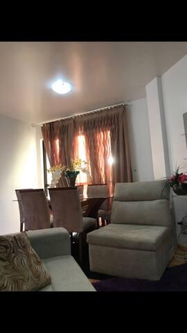 Apartamento no centro de pato Branco, maravilhoso.