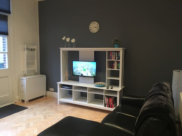 Lovely spacious quiet 1 bed apartment. - Bristol - Huoneisto