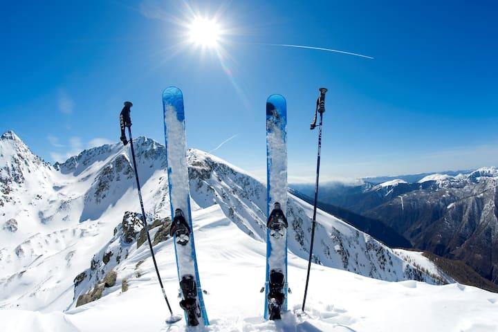 Joli Chalet de montagne, près des pistes | Terrasses privées