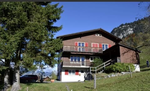 Chalet Berthier - 4 persons Room